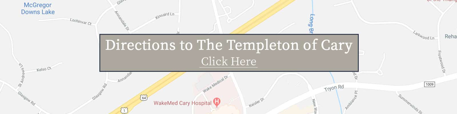 The Templeton of Cary map